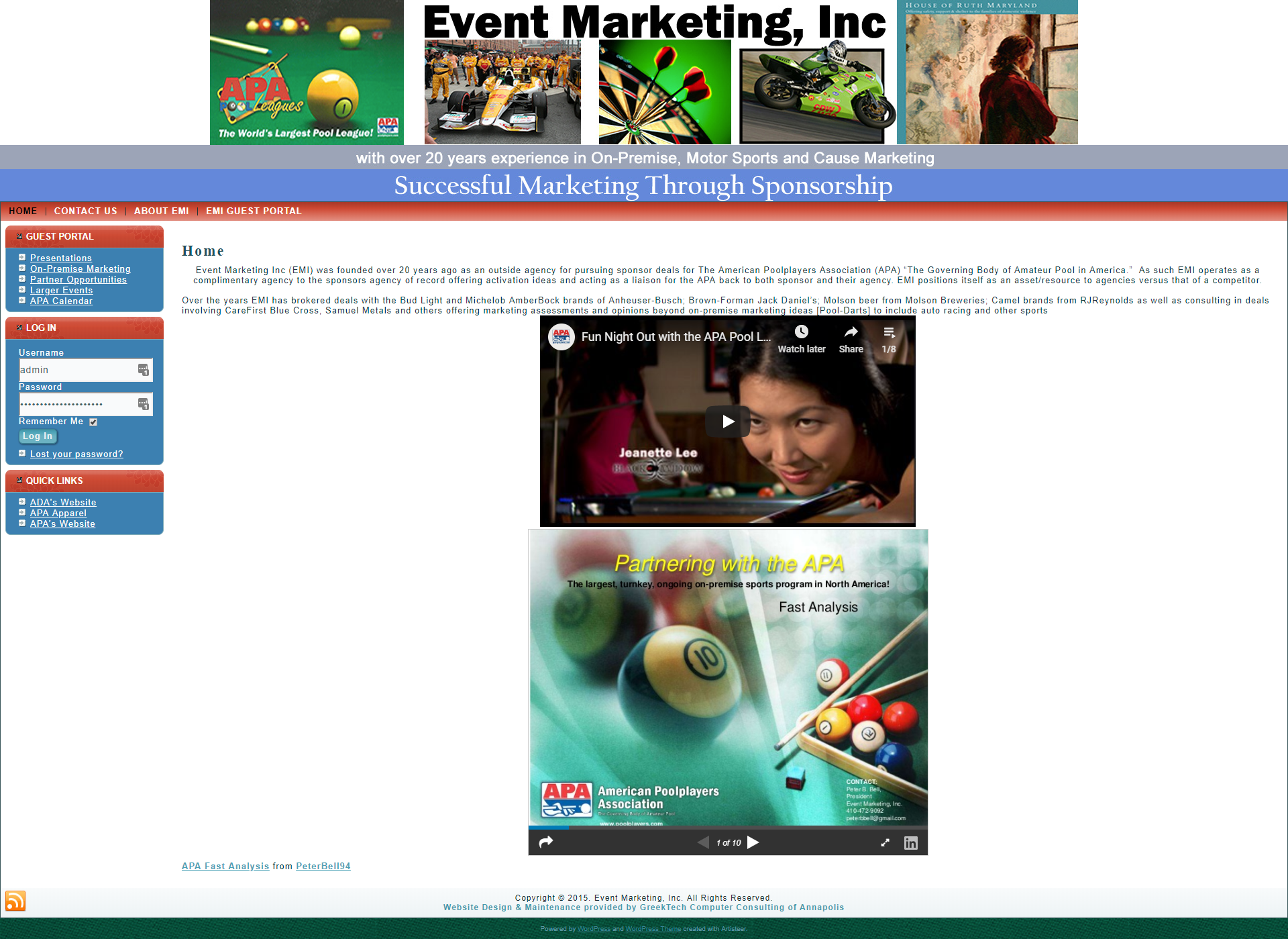 Event Marketing, Inc